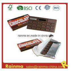 Chocolat pour cadeau de promotion de la calculatrice