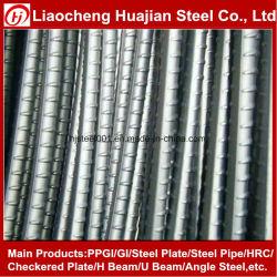 La DGRH500 grade en renforçant les barres en acier en Chine