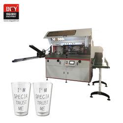 Bolígrafo multifunción de cristal automáticas de cristal de perfume botellas de plástico Máquina de Serigrafía