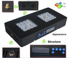 Azul Royal dispositivo XP CREE Kits de suspensão ajustável 90W luz LED Aquário programáveis inteligente