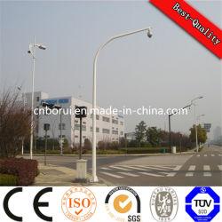 Pólo de câmara de tráfego de aço com Certificado ISO