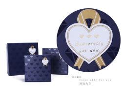 Populäre Form kundenspezifischer Weihnachtsgeschenk-Papppapierverpackenkasten