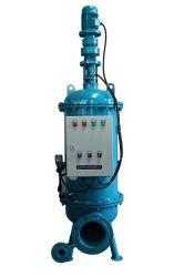 Control de presión diferencial de lavado automático Ss Multi-Cartrdige Filtro de agua