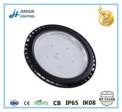 El ahorro de energía LED Sensor de luz LED UFO Lámpara de luz de la Bahía de alta lámpara para el salón de espera