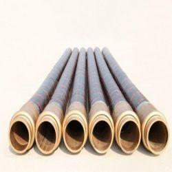 DN125 5 inch rubberen slang voor de pomp van beton onder hoge druk Met SK/HD-flenzen voor bouwmachines