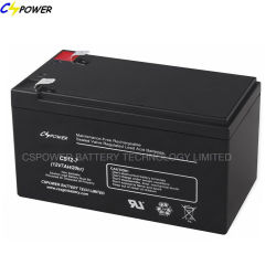 중국 제조업체 12V AGM DC 배터리 VRLA AGM UPS Gam/Gel 배터리 12V 7.2ah