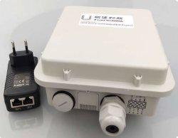 Resistente a la intemperie IP65 Antena de alta ganancia 6 dBi Wireless Outdoor Router 3G/4G LTE Wireless Router CPE con fuente de alimentación Poe