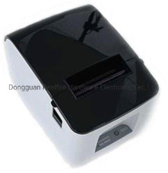 Impressora térmica de 80mm valiosos com USB+COM+LAN 3 em uma interface