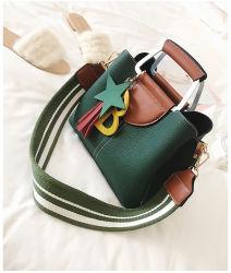 Il sacchetto femminile poco costoso della signora mano di Crossbody delle donne di modo più popolare in piattaforma di commercio elettronico fatta dalla fabbrica di Guangzhou Haoen