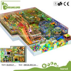Jungle Gym Customized Large Children Commercial Plastic Indoor Playground Equipment Zachte speelplaats voor kinderen