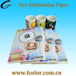 Documento di sublimazione del getto di inchiostro A4 per lo scambio di calore della ceramica/tazze/magliette