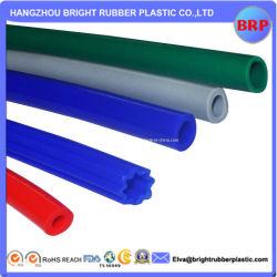 Perfil de extrusão de silicone/Tubo de silicone/Mangueira Silcone/Faixa de silicone/junta de silicone