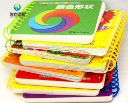 بيع ساخنة منسي الطباعة بالألوان المهنية كتب الأطفال مجلس الإدارة