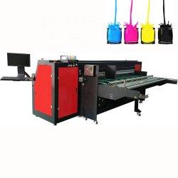 La macchina della stampante di getto di inchiostro per la stampante di Digitahi/di cartone corrugato getto di inchiostro dirige il passaggio 2