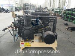 ضاغط الهواء ذو الكباس 30 بار عالي الضغط لنفخ القناني البلاستيكية ماكينة القوالب