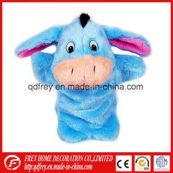 Cute Hot Sale âne de marionnettes à main jouet pour bébé