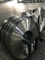 Катушка из углеродистой стали и закаленной отпущенной стали полоски различными характеристиками стальной полосы для винтовых пружин