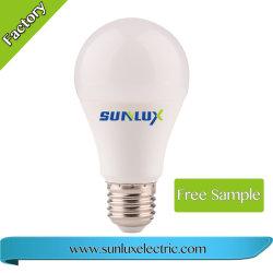 Alumínio OEM PBT 11W 220V LED da lâmpada da luz do dia