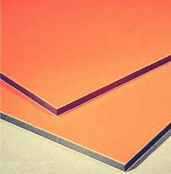 PVDF ACP Panel Compuesto de Aluminio de la placa de ACM