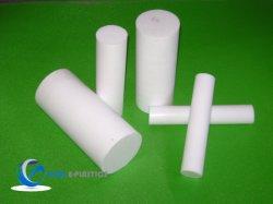 バージンはPTFEのテフロン棒の固体プラスチック棒Od1-800mm中国製造を形成した