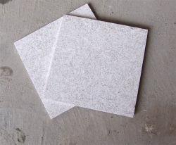 싱크대 또는 허영 상단 또는 테이블 또는 Benchtop 또는 창턱 또는 도와 또는 석판 또는 층계 진주 닦는 백색 화강암 돌