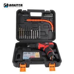 78ПК многофункциональные деревообрабатывающие электрика ремонт автомобиля W / 16,8 В электрическую дрель набор инструментов для аппаратного обеспечения