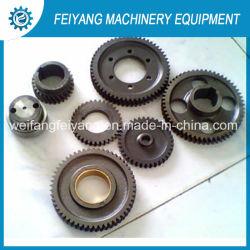 Qf4105Yz/cigüeñal de engranajes de sincronización del árbol de levas del motor Diesel de Yangzhou