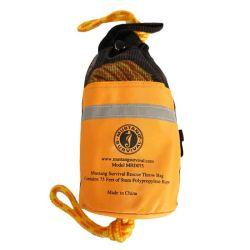 Werfender Beutel mit Seil für die Wasser-Rettung