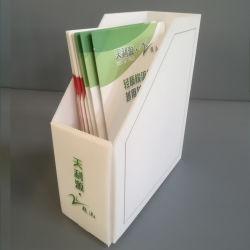 Documento de plástico corrugado Coroplast Bandeja para campos