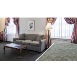 Mobiliario de casa moderna Florencia Knoll cómodo sofá de tres Seat