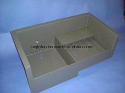 ورقة بلاستيكية صلبة PP مقاس 0,3 مم إلى 9 مم للتفريغ تشكيل حزمة البالستيك