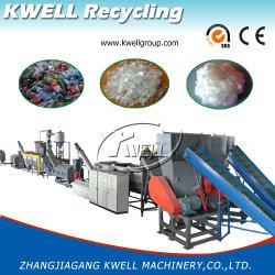 máquina de reciclagem de PET económico/PET recicladas linha de lavagem/planta de reciclagem de Garrafas Pet