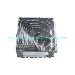 Die Casting energia nova liga de alumínio Peças de automóvel com a unidade do radiador/Dissipador de calor do alojamento de peças