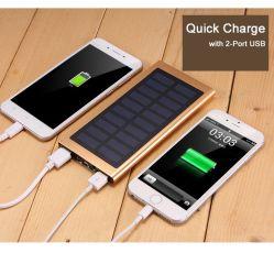 8000のmAhの太陽携帯電話の充電器のSolar Energy移動式電源の太陽エネルギーバンク