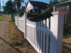 Régua vertical de PVC de boa qualidade