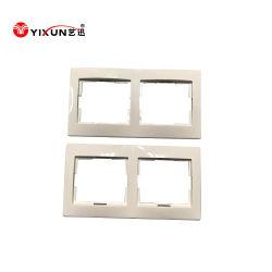 Пластиковые формы переключателя раунда два отверстия под торцевой ключ с тремя отверстиями