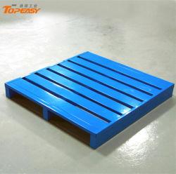 La fábrica de tamaño personalizado el cliente debe devolver Single-Side plancha de acero para el transporte de palets
