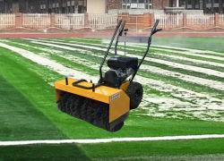 6.5HP Powered газон, искусственных травяных газонов щеточная машина