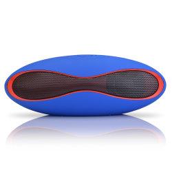 X6 bateau Rugby vrai Stero haut-parleur sans fil Bluetooth pour voyager à l'extérieur