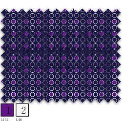 MOQ 자카드 직물에 의하여 길쌈되는 폴리에스테 직물 10 미터 점 점
