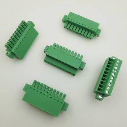 Abstand-Kabel-Verbinder der Flansch Schaltkarte-Klemmenleiste-3.50mm