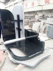 G603 de la fábrica de granito granito negro y de Europa lápida/lápida/Monumento