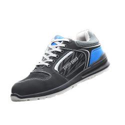 Guter Preis-Sport, der echtes Leder-wasserdichte industrielle Arbeits-Arbeitssicherheits-Schuhe wandert