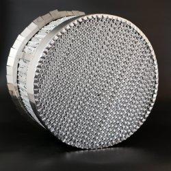 金属波形グリッドパッキング