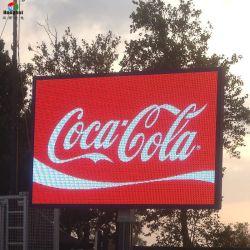 Im Freien BAD LED Anschlagtafel-bekanntmachende Media des Bildschirm-P10