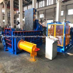 Heißer Verkauf Schrott Metallballenpresse Schrott Metall Hydraulikpresse Maschine Drücken
