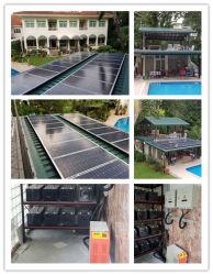 Солнечная панель питания системы генератор для дома электричество 1000W
