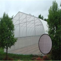 جديدة عذراء [هدب] رخيصة حديقة دفيئة مضادّة حشية شبكة