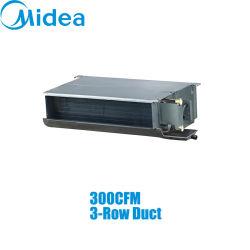 Midea 3-рядная воздуховод 220-240 В/1pH/50Гц 300 cfm воздуховод