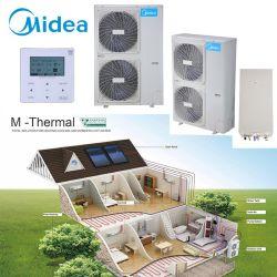 Midea M-térmico instantâneo para uso comercial da bomba de Calor instantâneo de indução de ar quente do banho de aquecimento de água de nascente